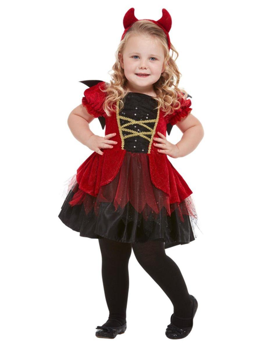 Peuter Halloween.Duivel Jurkje Peuter Jokershop Be Peuter Halloween Kostuums