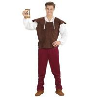 Middeleeuwse Ober outfit Breugel kostuum