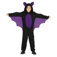 Vleermuizen pak kind kostuum voor jongens