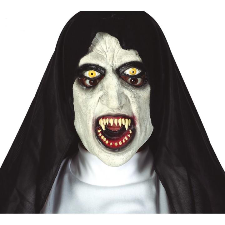 Halloween horror masker The Nun