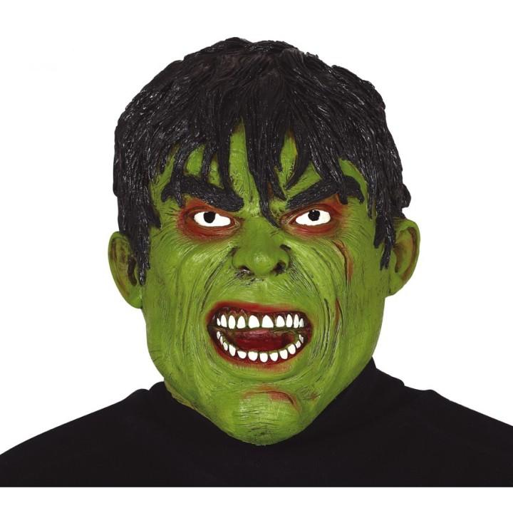 Hulk masker voor volwassenen latex