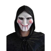 saw masker jigsaw halloween masker