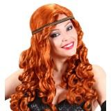 gouden charleston hoofdband burlesque cabaret