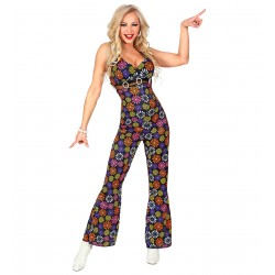 Disco jumpsuit 70's Groovy Girl Margriet