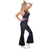 Disco jumpsuit Dames disco outfit kleding