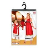romeins kostuum dames keizerin jurk carnaval