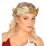 laurierkroon romeinse kroon laurier goud