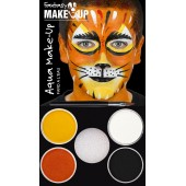water make up schminkset tijger