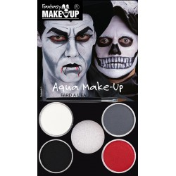 Fantasy water Make-up Set Dracula/dood