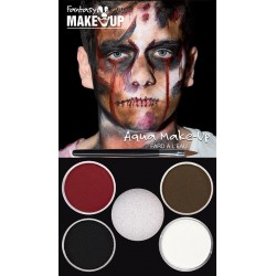 Fantasy water Make-up set zombie