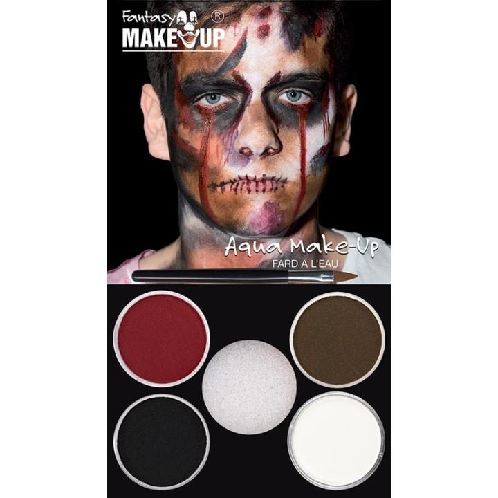Fantasy water Make-up set zombie