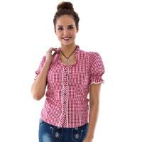 Trachten blouse dames grote maat deluxe
