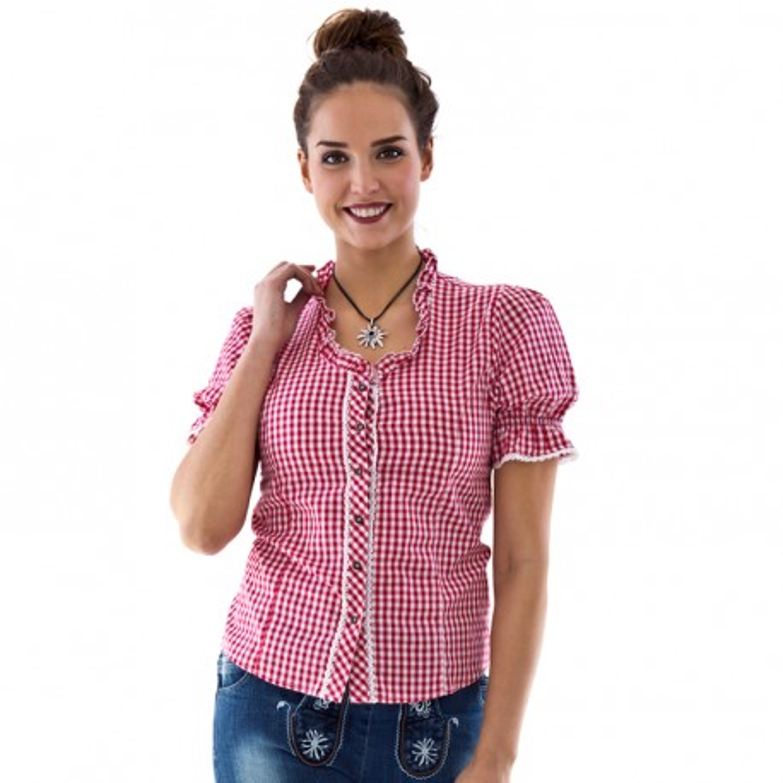 finest selection 8eb4e 49872 Tiroler blouse dames grote maat | Jokershop.be - Oktoberfest kledij