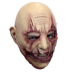 Halloween masker Slashed Ghoulish