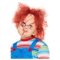 Latex Halloween masker Chucky