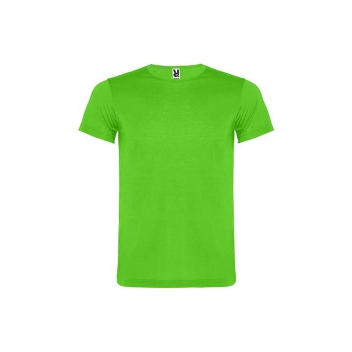 Fluo T-shirt volwassenen neon groen unisex