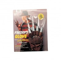 Freddy Krueger handschoen nightmare on elmstreet