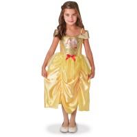 Belle jurk kind Glitter Sequin