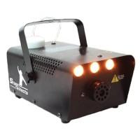 Rookmachine 700W met oranje LEDs