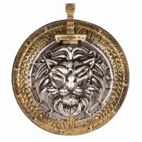 middeleeuwse Ridder zwaard schild