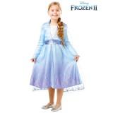 frozen elsa jurk kind disney verkleedkleding