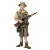 safari kleding kind kostuum jungle outfit