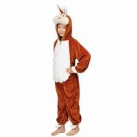 Konijn kostuum kind konijnenpakje