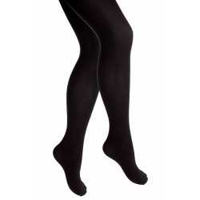 gekleurde panty kind zwart kleurpanty carnaval