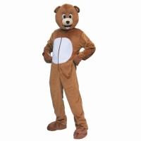 Mascotte kostuum beer Plush berenpak volw.