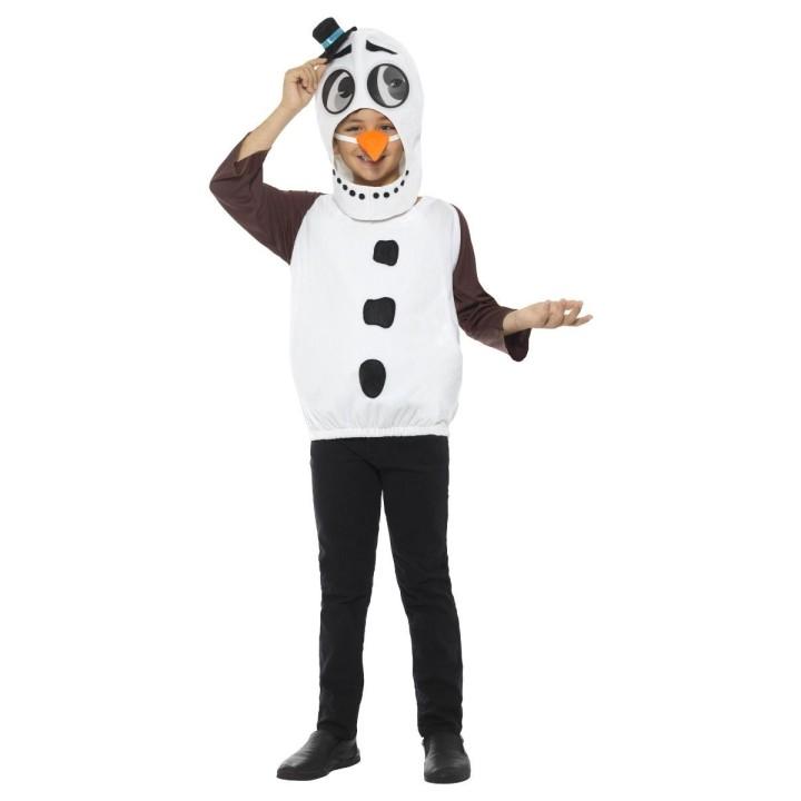 Olaf kostuum kind Sneeuwman pak