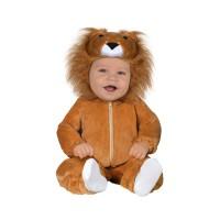 Leeuwenpakje baby leeuw kostuum