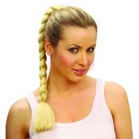 Haar Extension Vlecht Blond