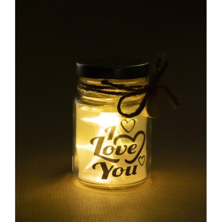 Little star Light - I love you
