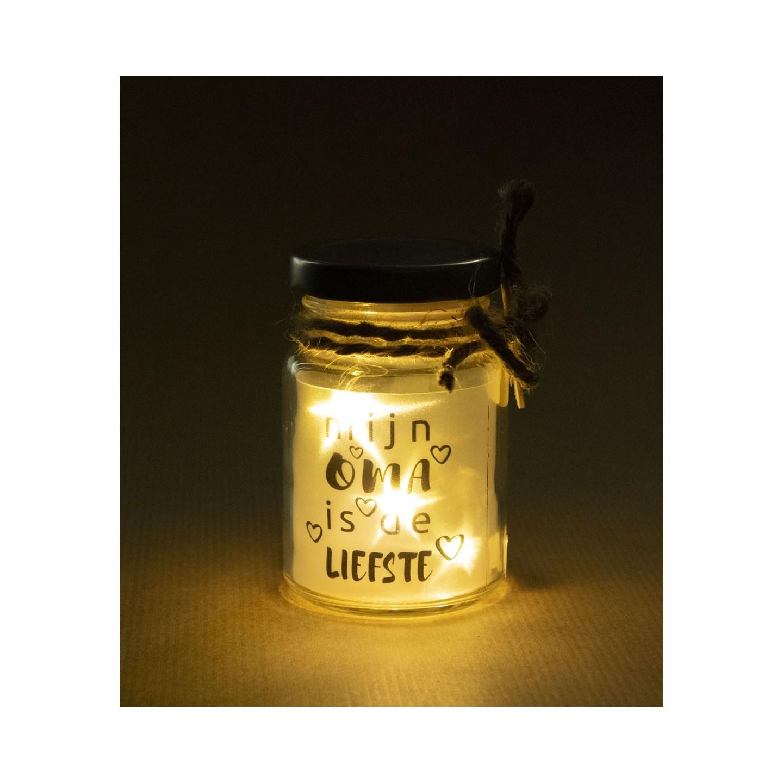 klein cadeautje lichtgevend