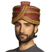 Sultan tulband hoed Ali