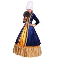 renaissance kleding markiezin kostuum