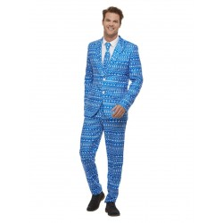 Stand out suit Wrapping Paper voor heren
