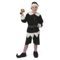 Kerstelf kostuum kind Charly
