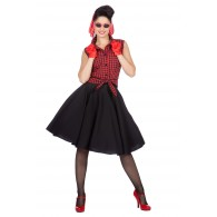 Rockabilly outfit dames vintage Rizzo