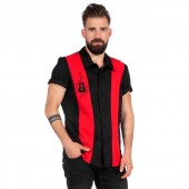 Rockabilly hemd heren shirt rock roll