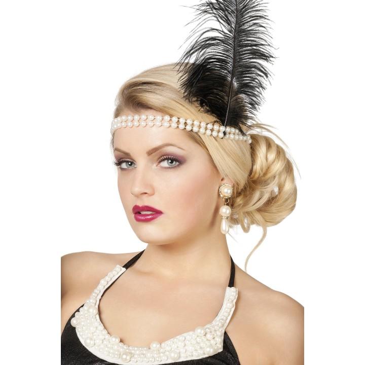 Charleston parel hoofdband