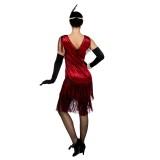 Charleston jurk roaring twenties outfit verkleedkleding