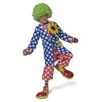 Clowns jas kind Carlo dots