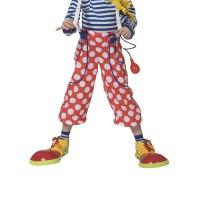 Clownsbroek kind Carlo dots