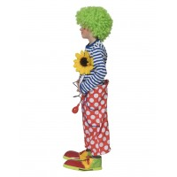 Clownsbroek kind carnaval kostuum clownspak