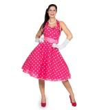 jaren 50 jurk retro kleding carnaval