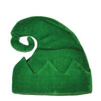 Elfen muts / kaboutermuts groen