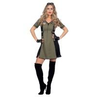 Top Gun kleedje dames piloten jurkje