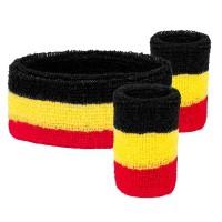 Zweetbandjes set België