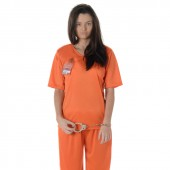 orange is the new black kostuum dames